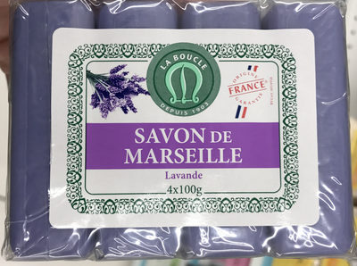 Savon de Marseille Lavande - Produit