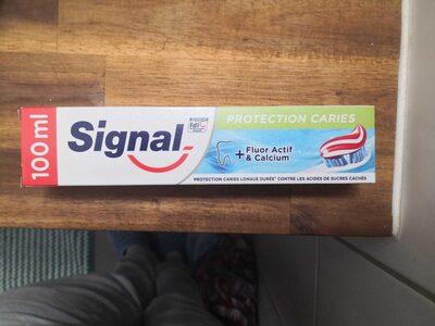 Signal Dentifrice Micro Calcium et Fluor Actif - Product - fr