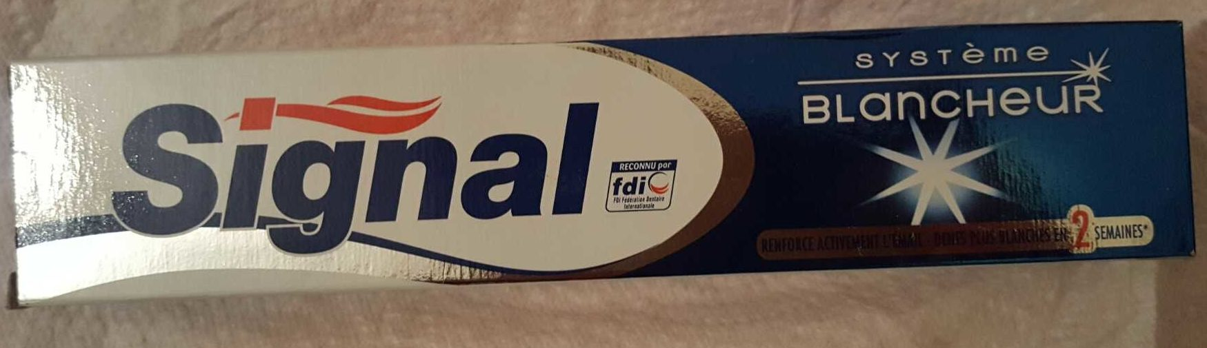 Dentifrice - Product