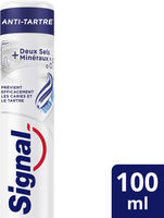 Signal Dentifrice Protection Anti-Tartre Doseur - Product - fr
