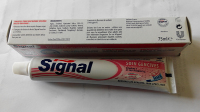 Signal Dentifrice Soin Gencives - Product - en
