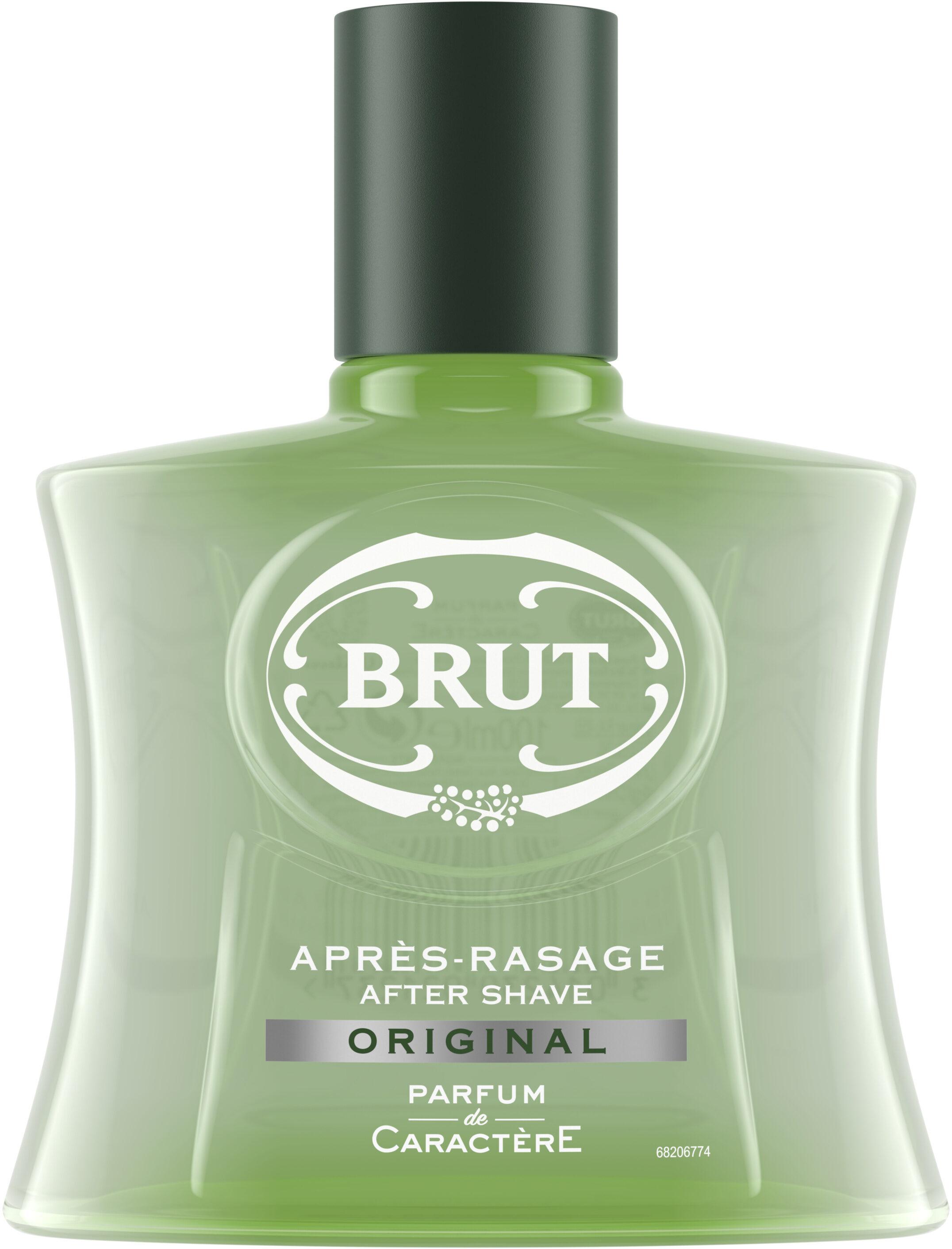 Brut Après-Rasage Flacon Original - Product - fr