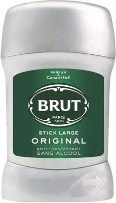 Brut Déodorant Homme Stick Antibactérien Stick Original - Produit - fr