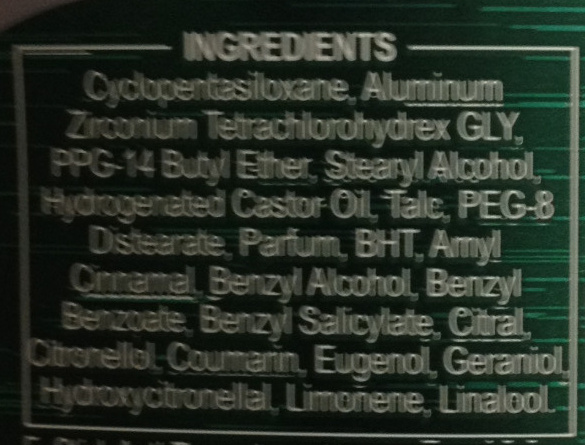 Original - Ingredients - fr