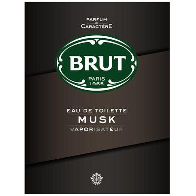 Brut Eau De Toilette Musk - 2