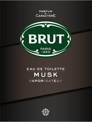 Brut Eau De Toilette Musk - Product - fr