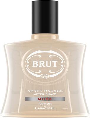 Brut Après Rasage Flacon Musk - Produit