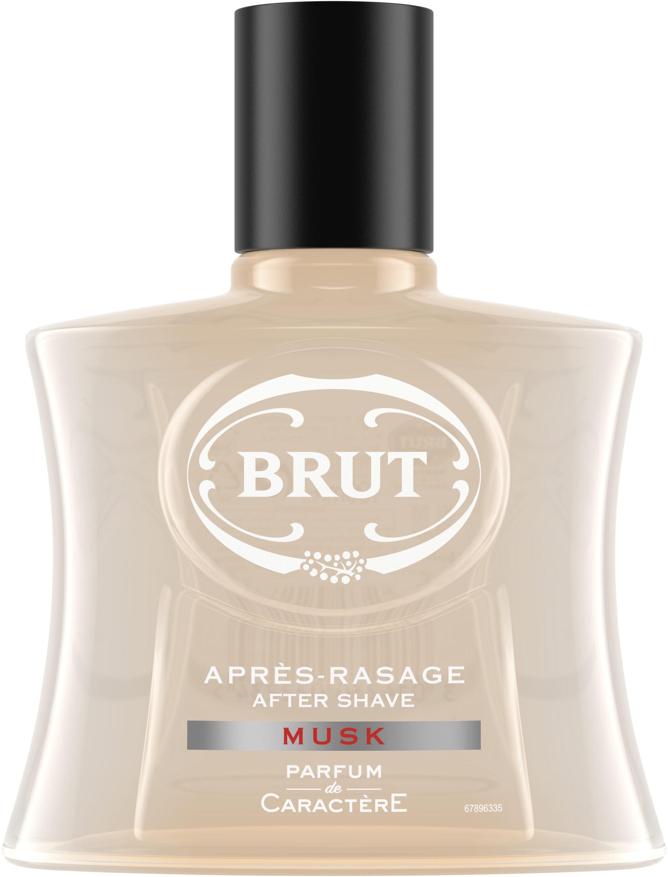 Brut Après Rasage Flacon Musk - Product - fr