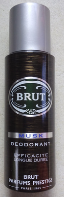 Brut Musk Déodorant - Product