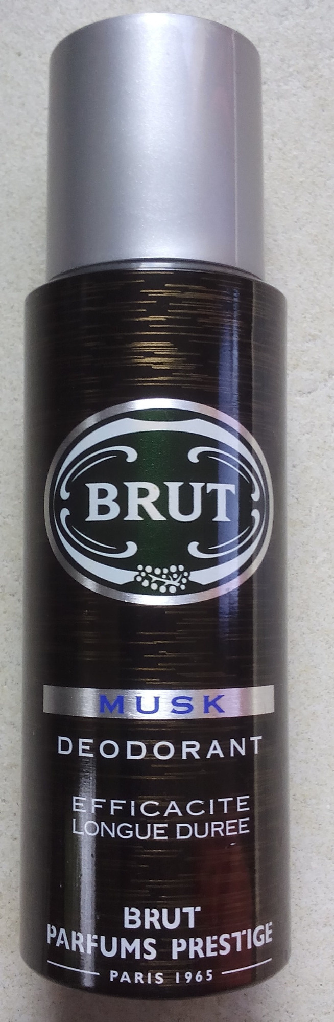Brut Musk Déodorant - Product - fr