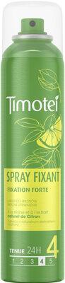 Timotei Spray Fixant Fixation Forte A l'Extrait de Citron - Product