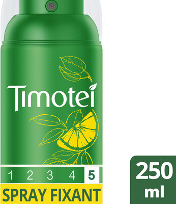 Timotei Spray Fixant A l'Extrait Naturel de Citron Fixation Extra Forte - Product - fr