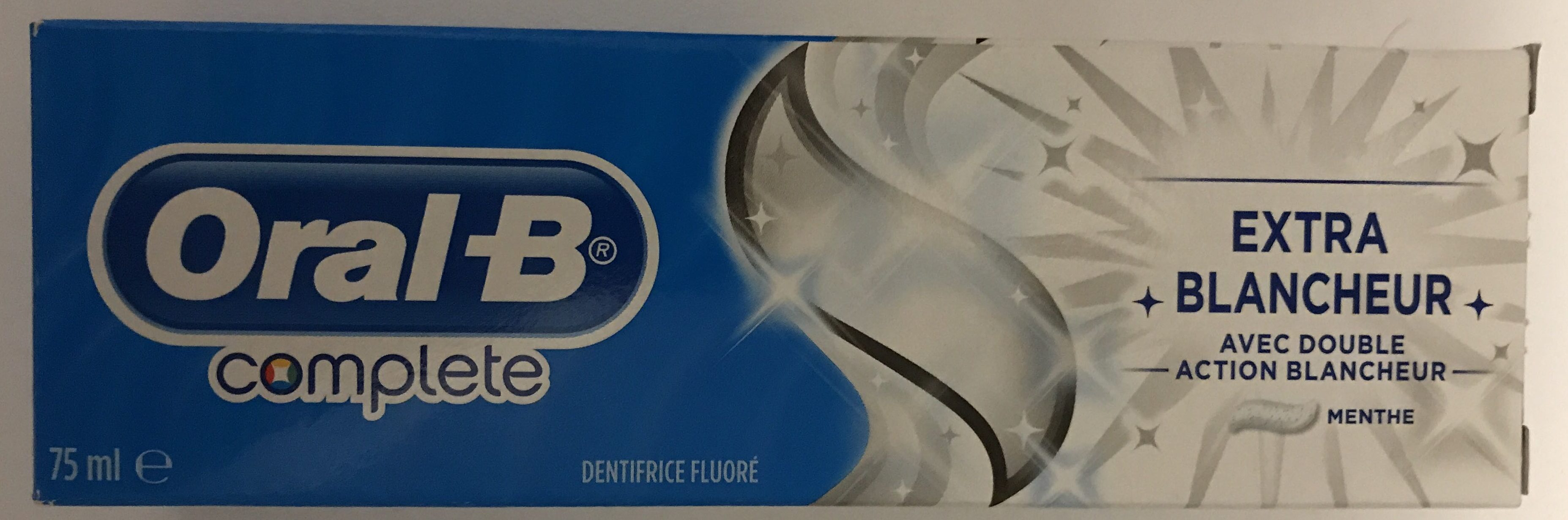 Oral-B Complete - Extra Blancheur - Product - fr