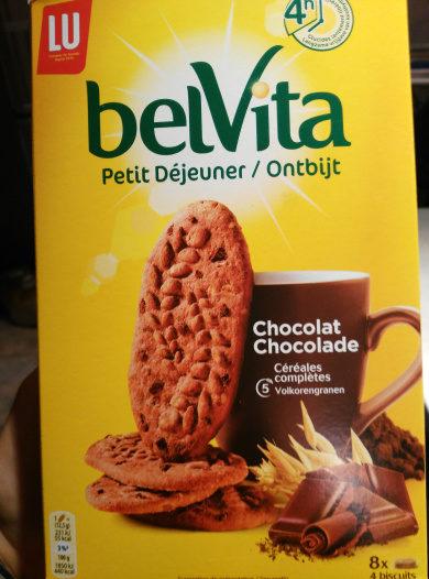 Lu belvita - Produit