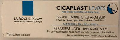 Cicaplast Lèvres Baume Barrière Réparateur - Product