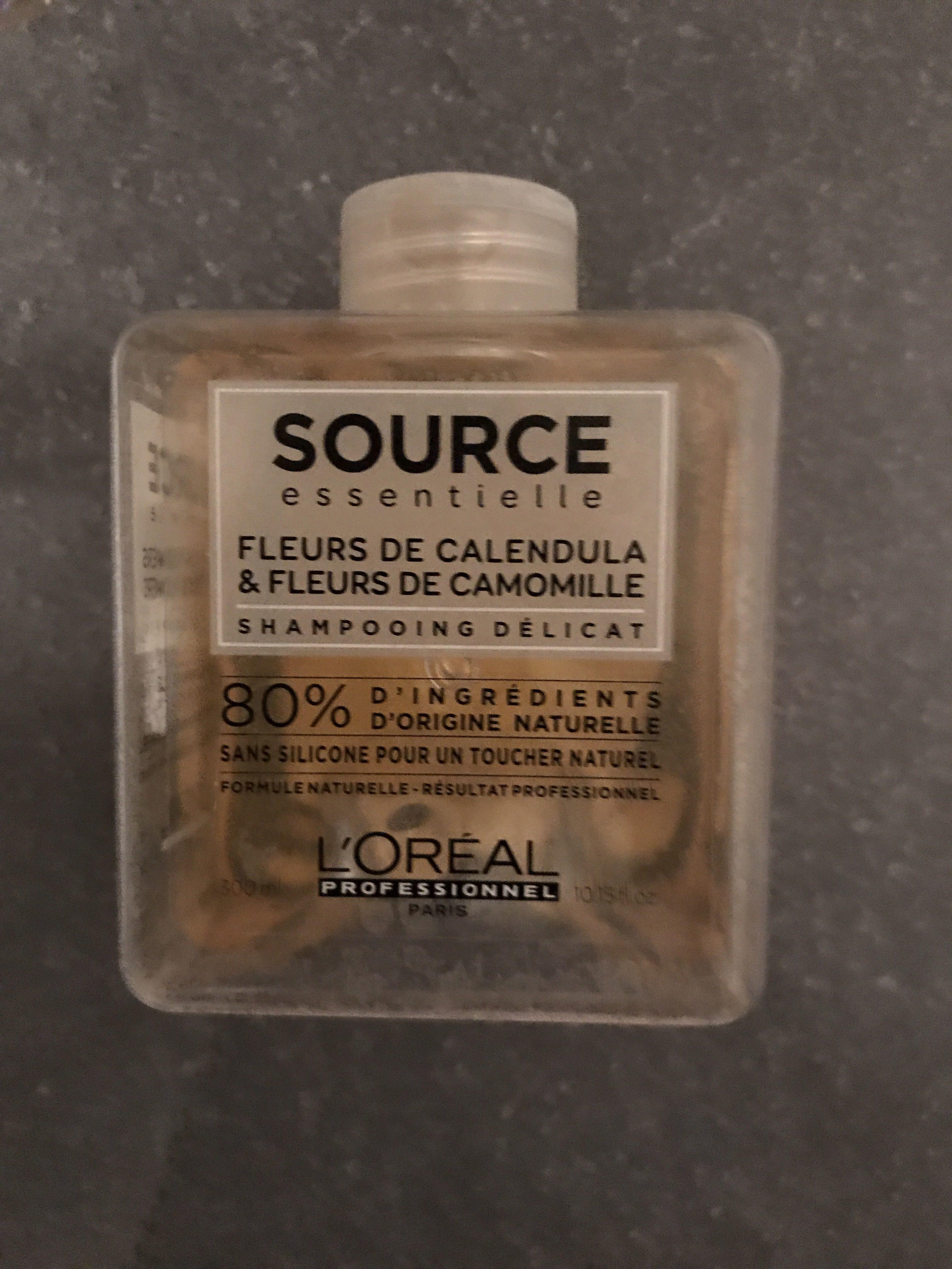 Fleurs de calendula & camomilles - Product - fr
