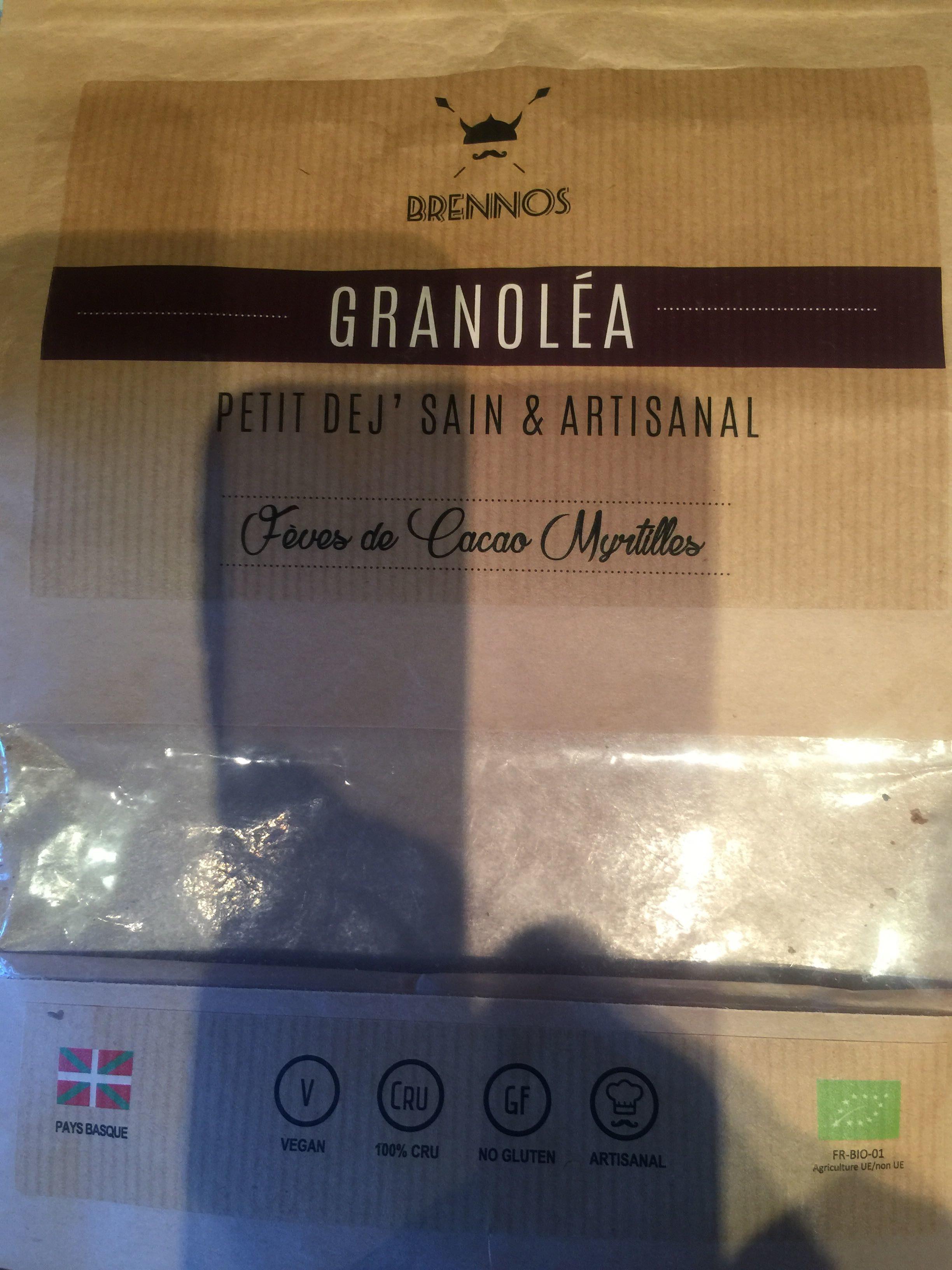 GRANOLEA - Product - fr