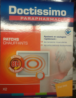 Patchs chauffants - Product - fr