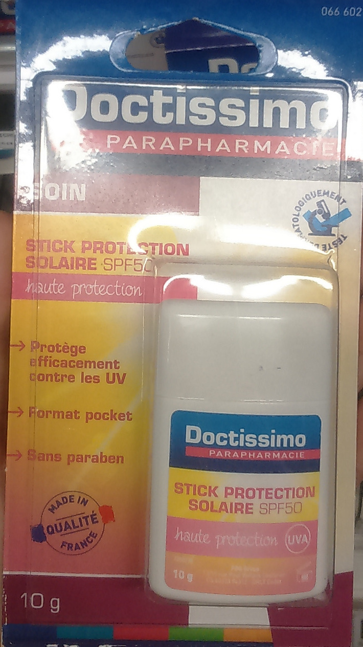 Stick protection solaire SPF50 - Product - fr