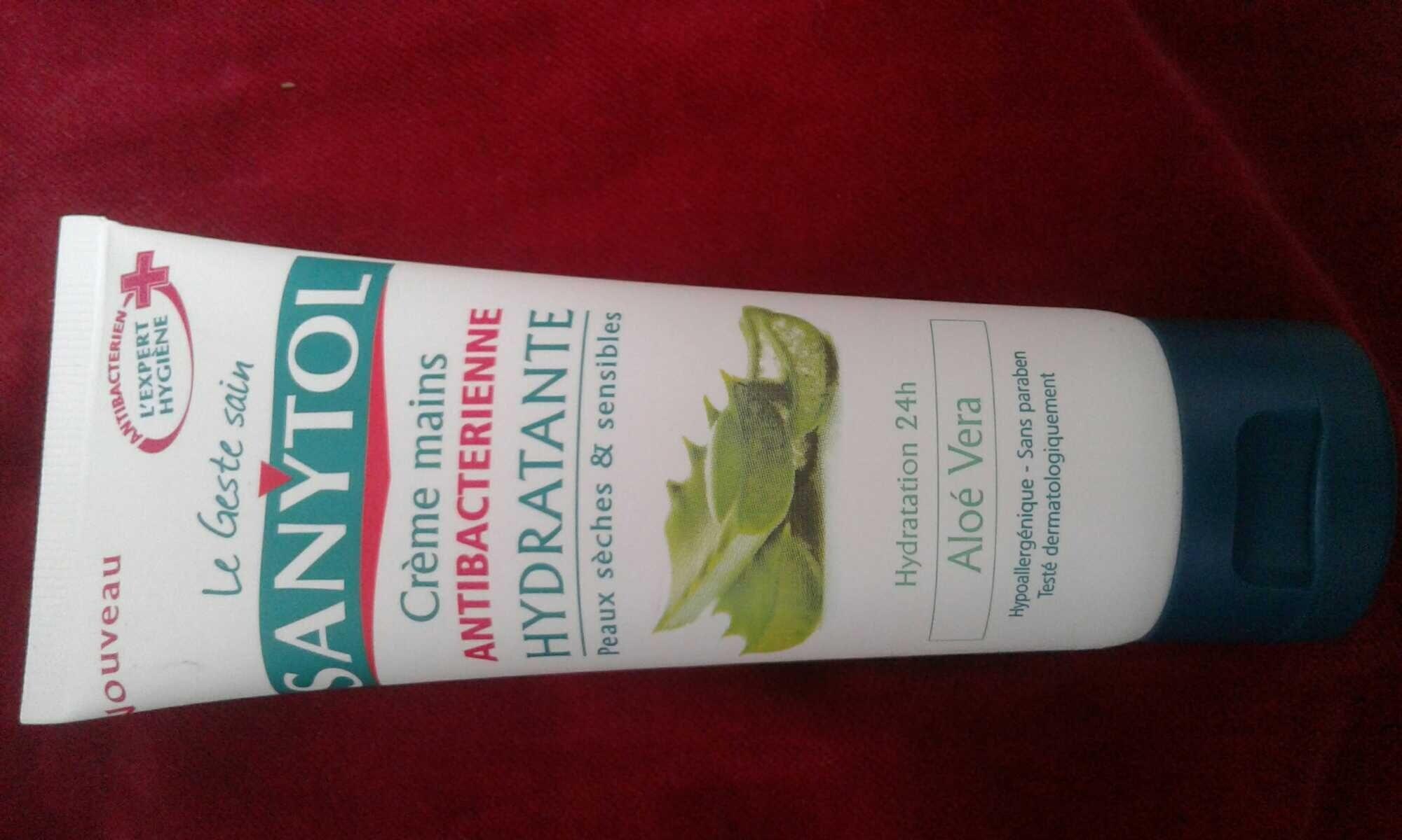 crème mains antibactérien - Product - fr