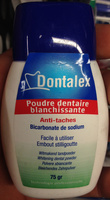 Poudre dentaire blanchissante - Product