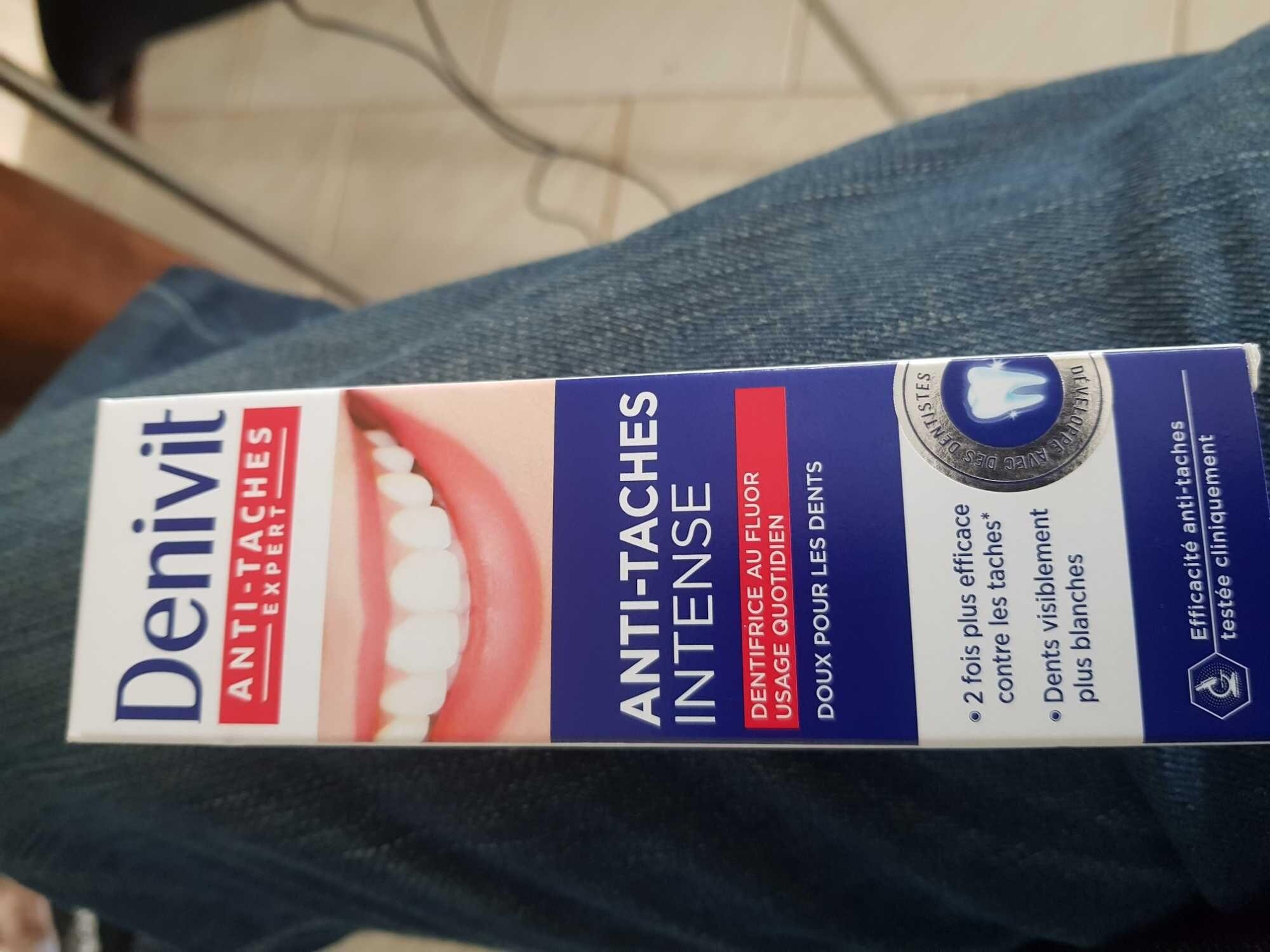 Denivit anti-taches intense - Product - fr
