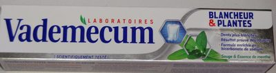 Vademecum Blancheur & Plantes - Product