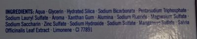 Vademecum Blancheur & Plantes - Ingredients