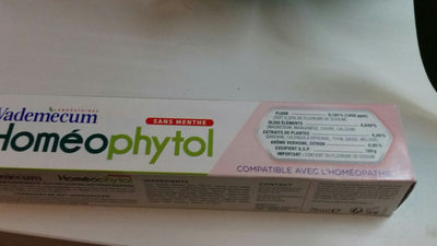 Homéophytol - Produit - fr