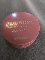 Bourjois blush rose ambré 74 - Produit