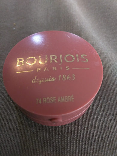 Bourjois blush rose ambré 74 - Product - en
