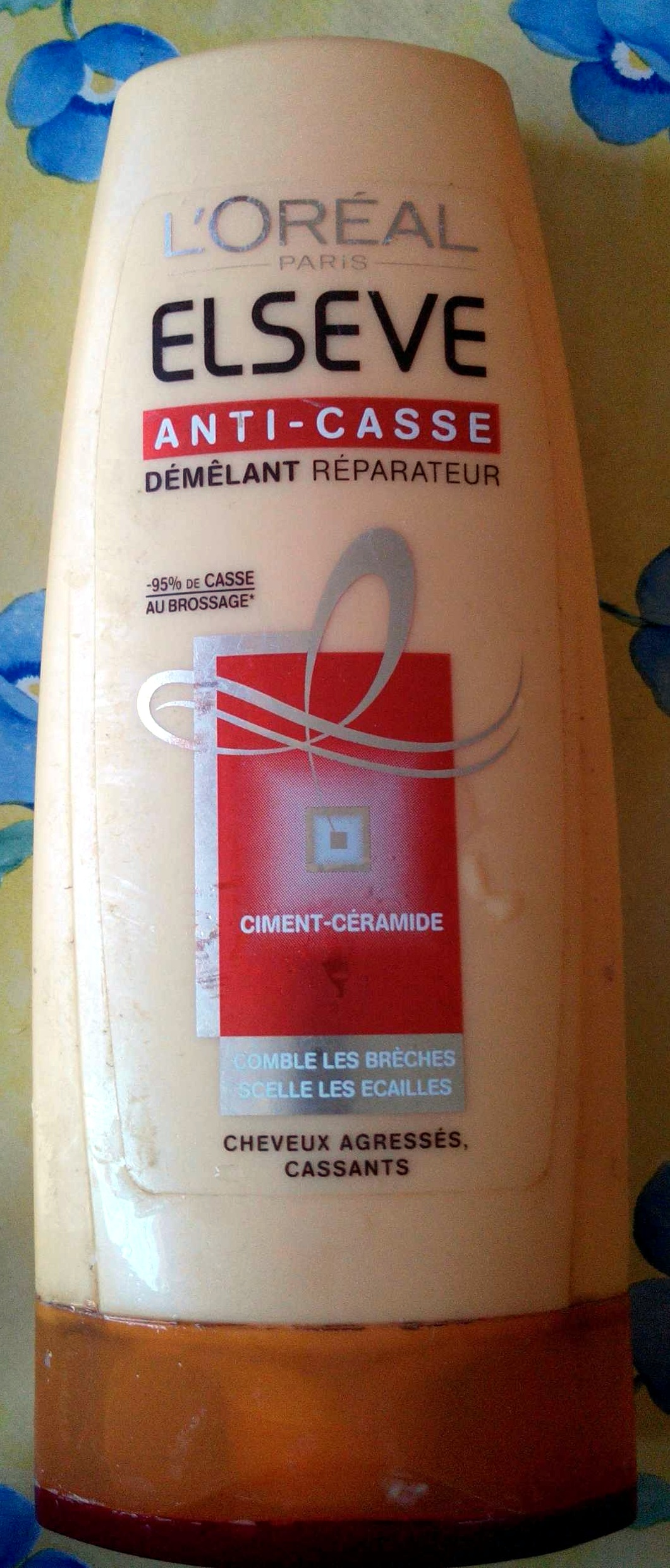 elseve anti casse d m lant r parateur l 39 or al paris 200 ml