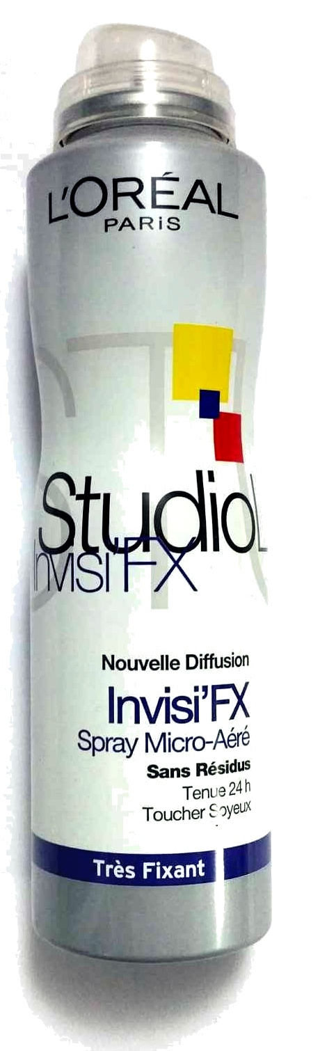 Studio Infini'Fix Spray Micro-aéré - Product