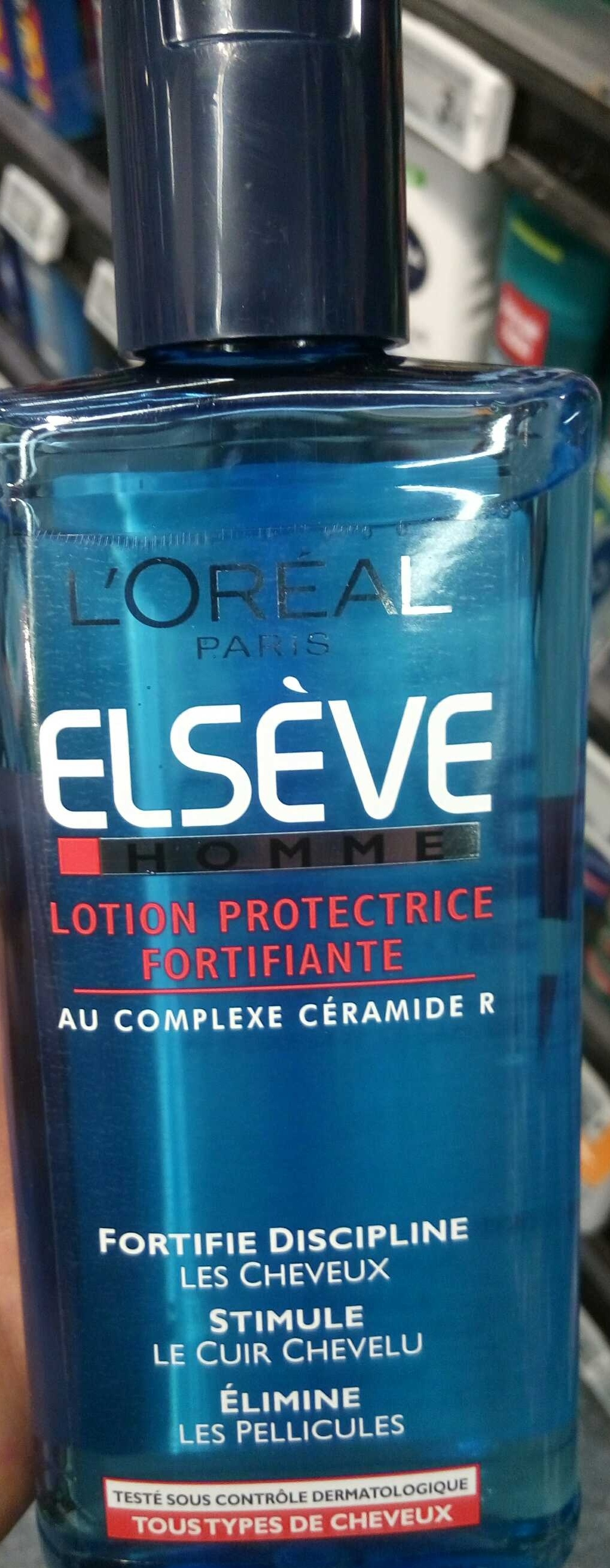 Elsève Homme Lotion Protectrice Fortifiante - Product