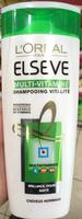 Elseve Multi-Vitaminé Shampooing vitalité - Product - fr