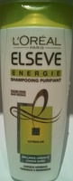 Elseve energie shampooing purifiant - Product - fr