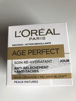 Age Perfect Soin Ré-hydratant Jour - Product