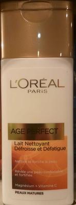 Age Perfect Lait Nettoyant Peaux Matures - Product