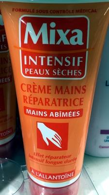 Crème Mains Réparatrice Mains abîmées à l'Allantoïne - Produit