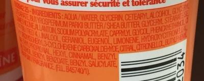 Crème Mains Réparatrice Mains abîmées à l'Allantoïne - Ingrédients