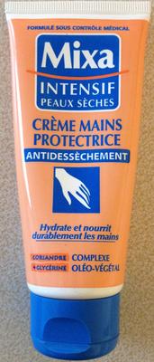 Crème mains protectrice antidéssèchement - Produit