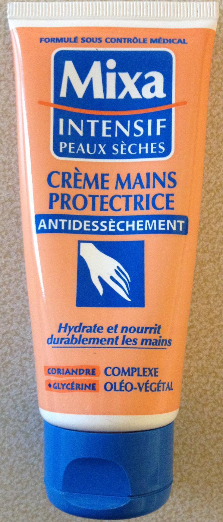 Crème mains protectrice antidéssèchement - Product - fr