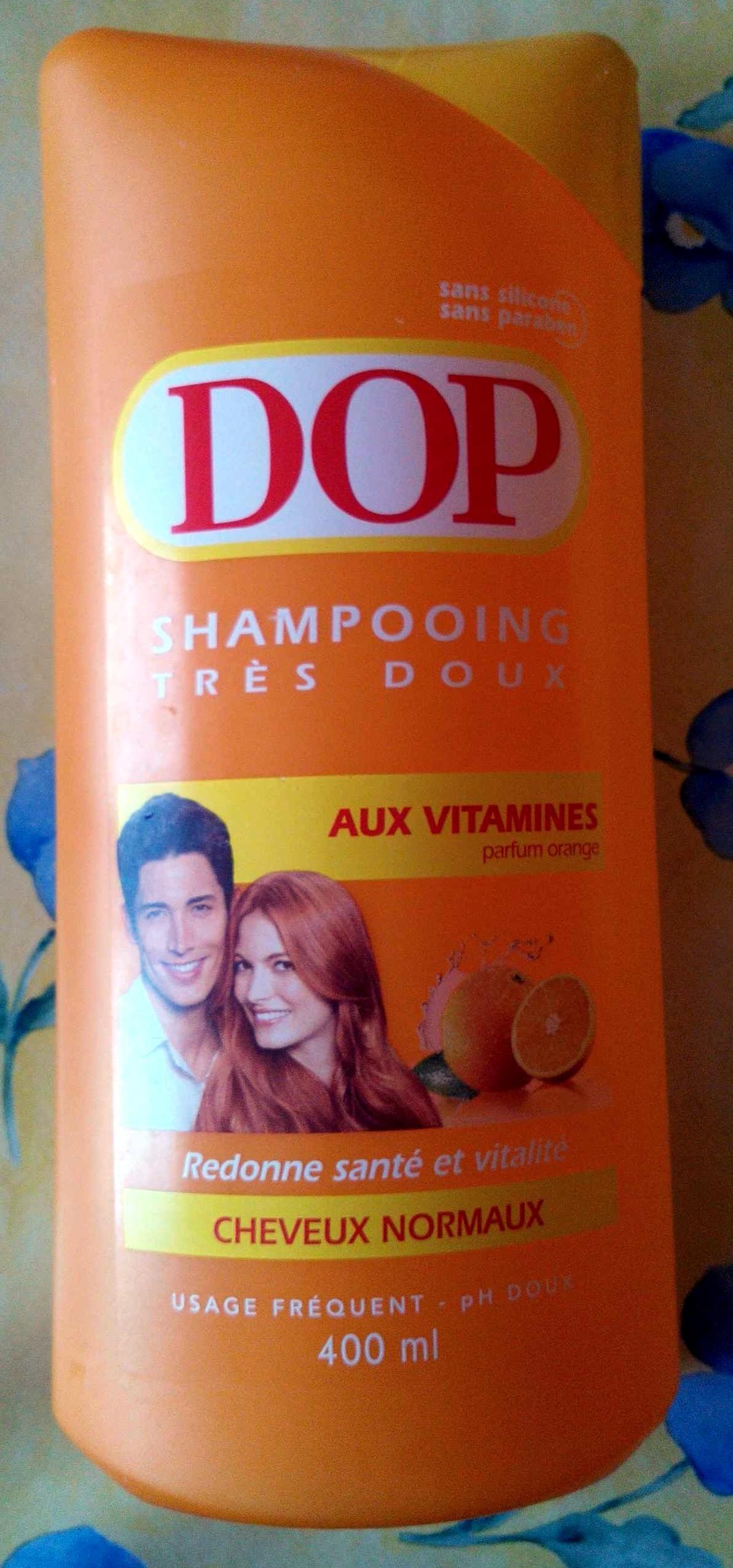 Shampooing très doux aux vitamines - Product - fr
