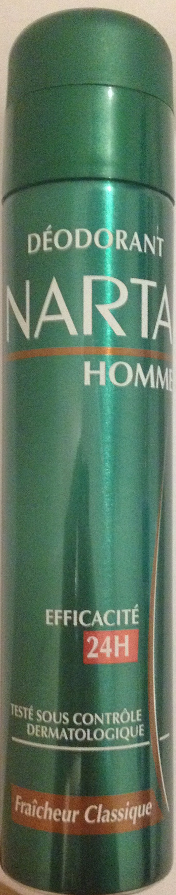 Déodorant fraîcheur classique - Product