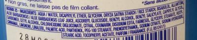 Baume apaisant, Après rasage + Soin visage, 2 en 1 - Ingredients