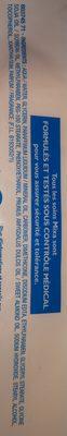 Lingettes ultra-douces au lait de toilette, sans rincer - Ingredients