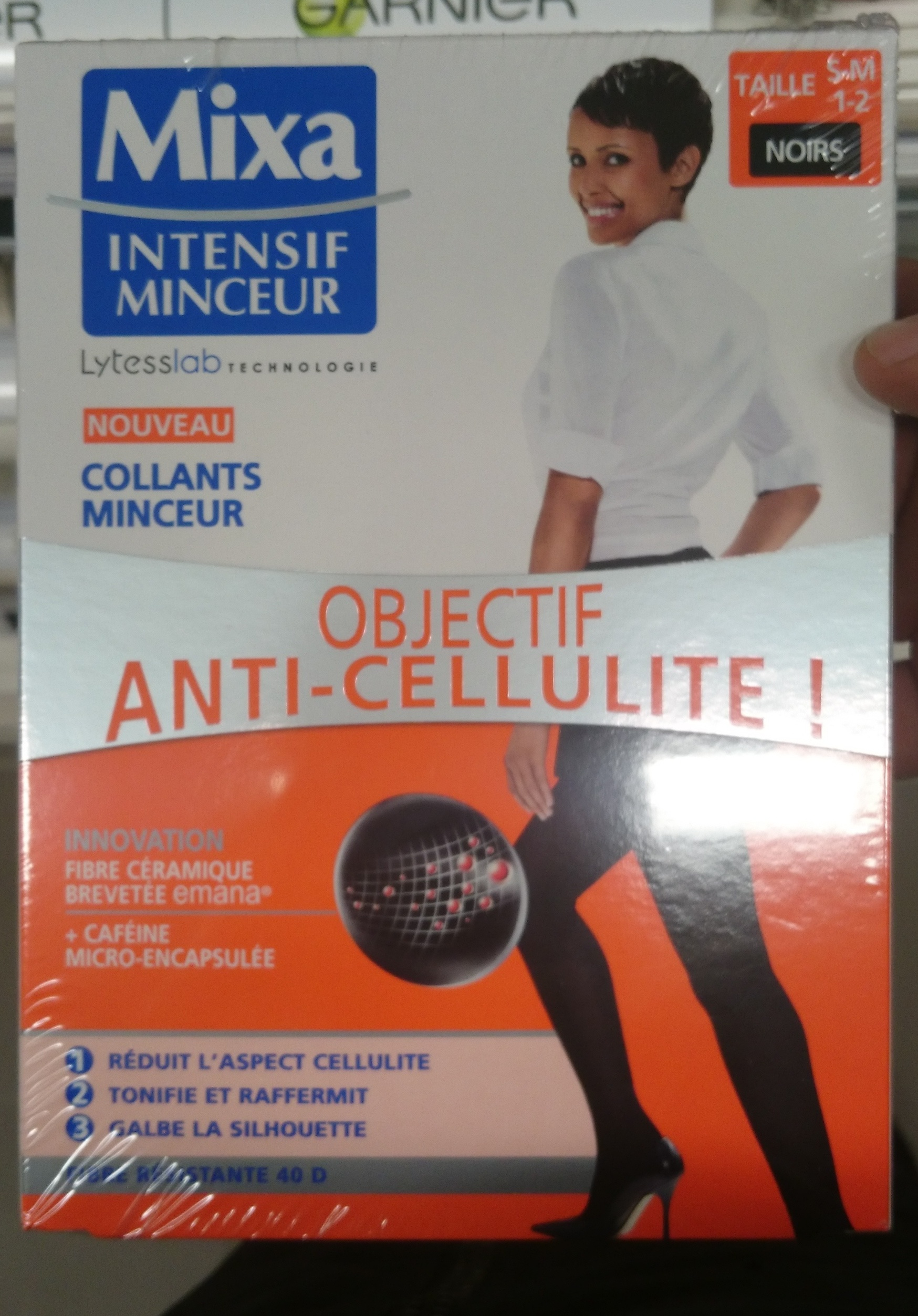 Collants minceur Objectif Anti-Cellulite ! - Product - fr