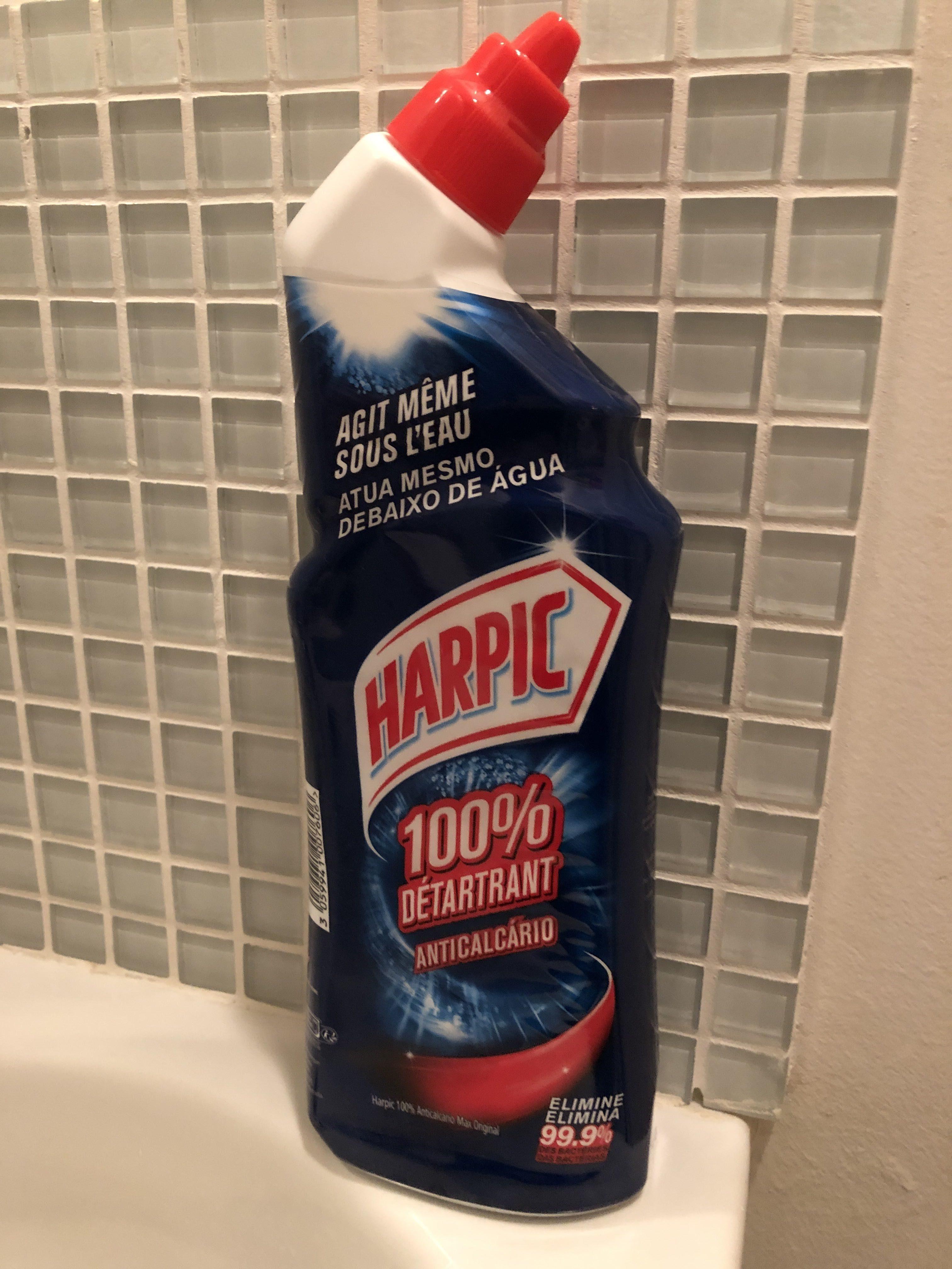 Détartrant WC - Product - fr