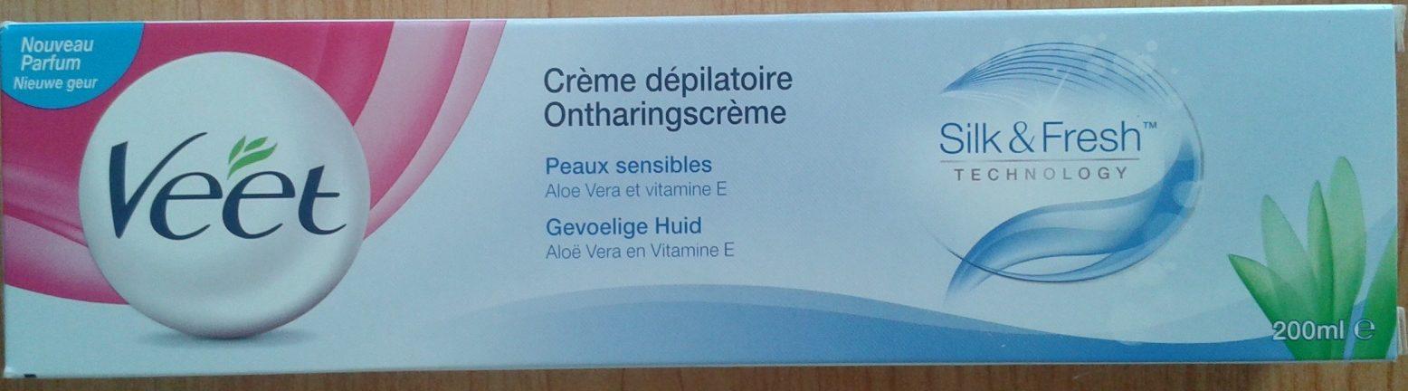 Crème dépilatoire - Product