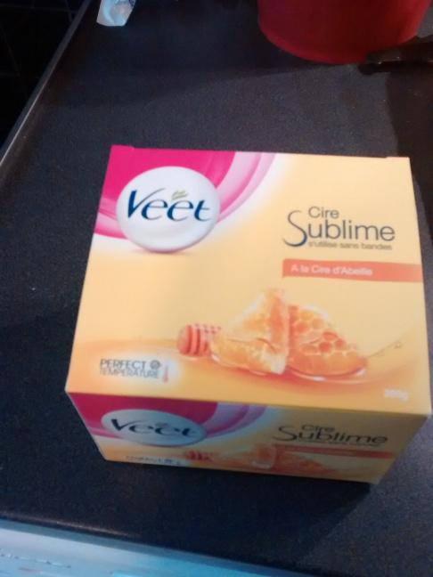 Veet cire sublime - Product - en